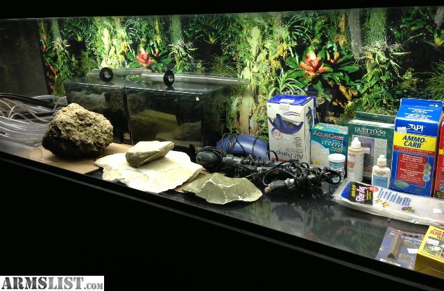 Armslist for sale 125 gallon fish tank with everything for 125 gallon fish tank