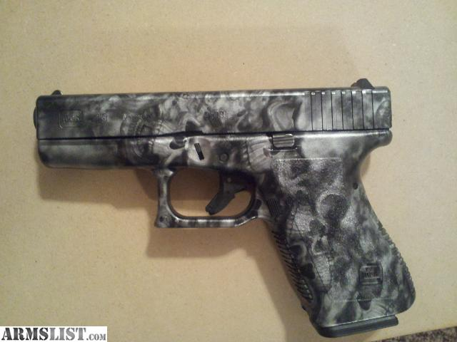 Best Paint For Glock Engraving