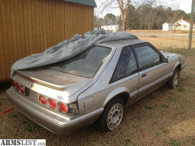 armslist for sale trade 1991 fox body mustang. Black Bedroom Furniture Sets. Home Design Ideas