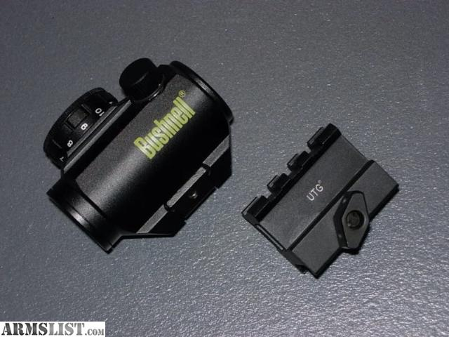 i Have Two Bushnell Trs 25 Red