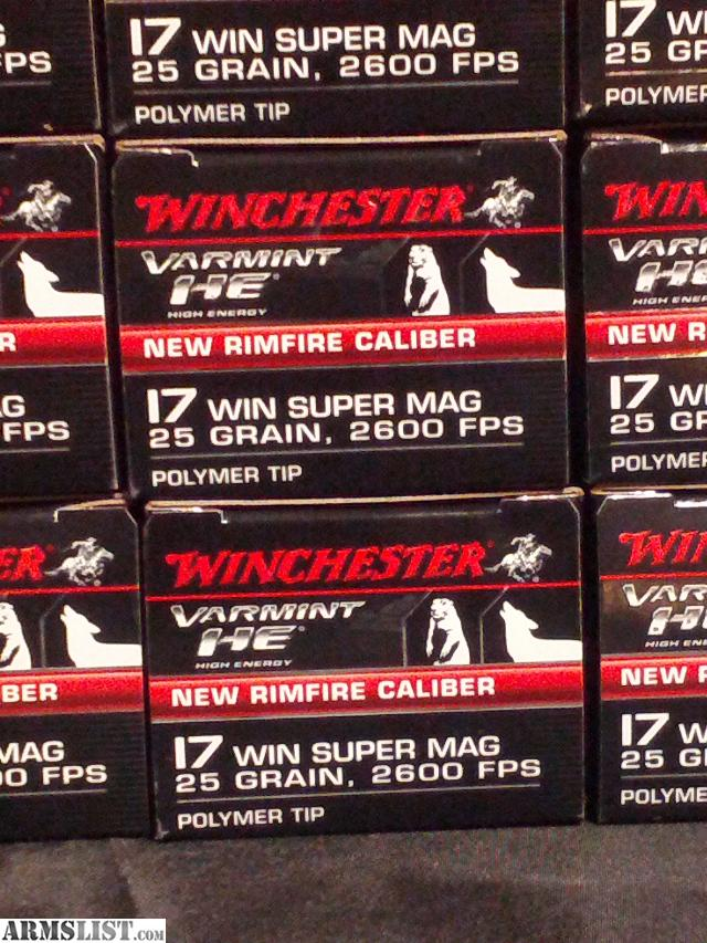 17 Wsm Ammo For Sale Walmart/page