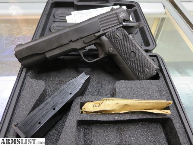 Rock island armory double stack handguns for sale new rock