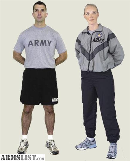 Army Apft Uniform 25