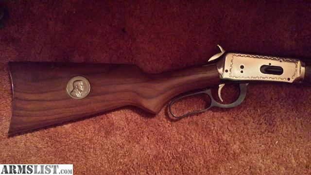 For Sale/Trade: Winchester Model 94 30-30 Theodore Roosevelt