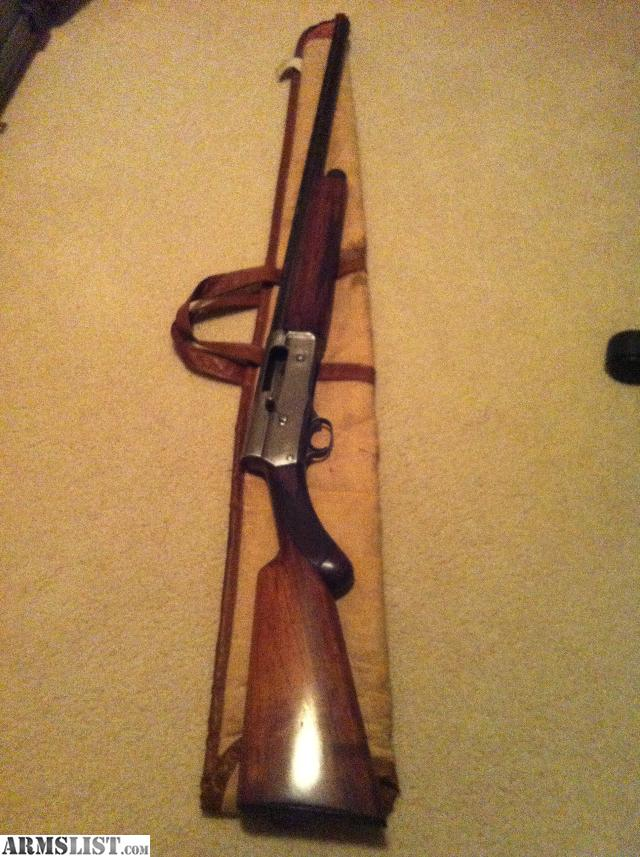 For sale trade 1949 browning a5 12ga 28 quot belgium barrel automatic 5