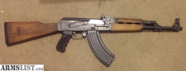 For Sale: Serbian O-Pap AK, Surplus furniture