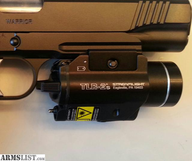 for sale streamlight tlr 2 light laser combo. Black Bedroom Furniture Sets. Home Design Ideas
