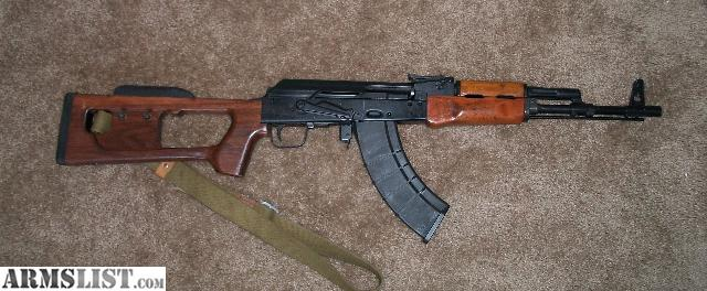 Armslist for sale saiga ak47 wood furniture Ak 47 wooden furniture