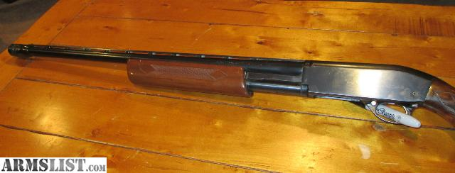 Sale/Trade: SEARS/HIGH STANDARD TED WILLIAMS 12 GAUGE SHOTGUN MODEL 21