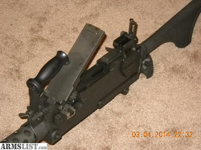 1919a6 Bipod Stock And Carry Handle