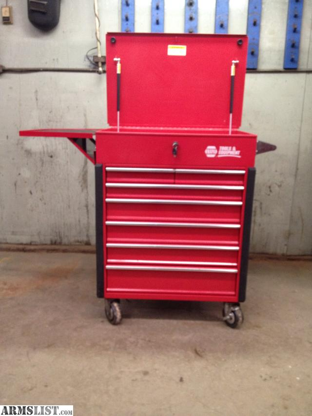 Armslist For Sale 7 Drawer Tool Cart