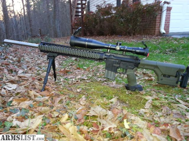 ARMSLIST - For Sale: AR15 sniper rifle,Spikes tactical 24 ...