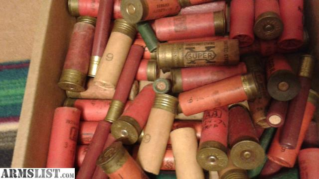 paper shotgun shells for sale Before the widespread use of plastic shotgun hulls and wads there was paper and brass before plastic, there was paper and brass shotgun shells and wad columns.