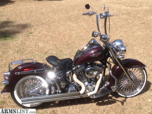 Harley Davidson Heritage Softail How To Remove Tins