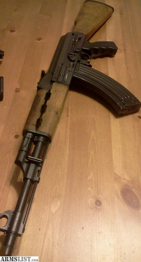Other AK platform rifles. Anything in 5.45x39. Any RPK variants. No