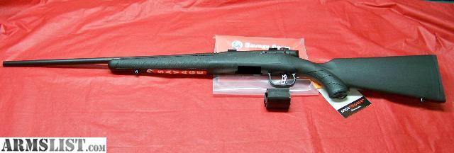 For Sale: Savage Arms .17 WSM B.MAG