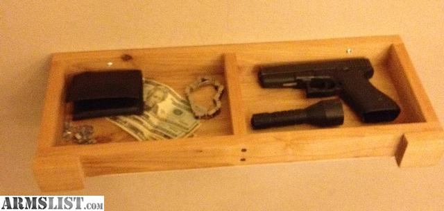 Armslist For Sale Secret Wall Shelf To Hide Your