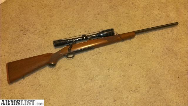 Ruger m77 22 250 for sale bull barrel great varmiter comes with