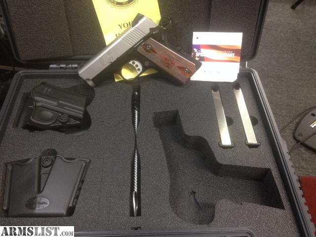 For Sale: SPRINGFIELD ARMORY EMP .40
