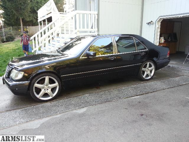 Armslist for sale 1996 s420 mercedes benz for Mercedes benz s420