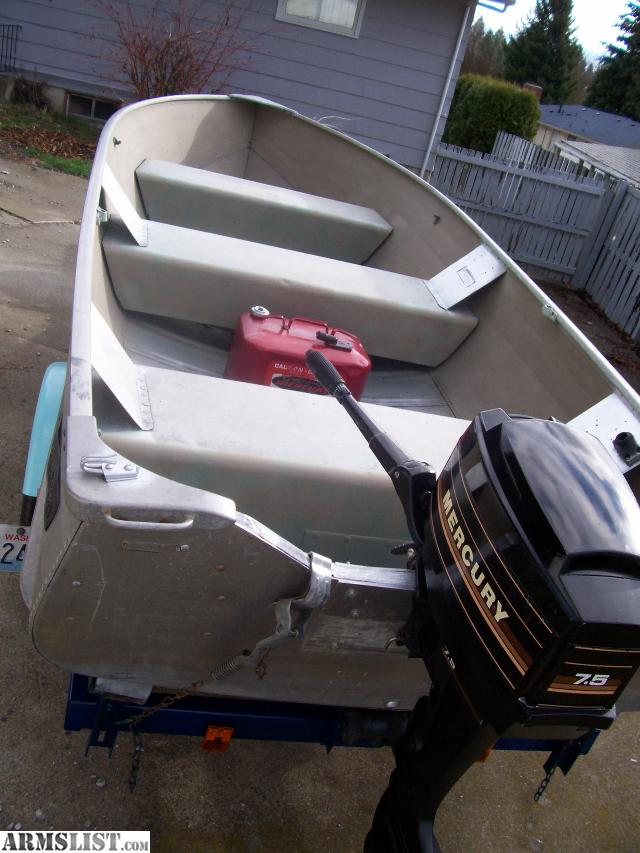 Armslist for sale trade 1989 mercury 7 5hp outboard for Mercury 2 5 hp outboard motor for sale