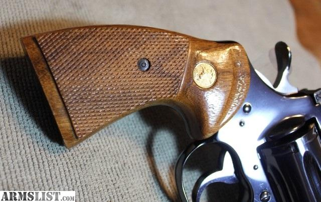 dating colt python serial number According to the colt python serial number table above, production of the python peaked in 1981 (the highest production year) however, 1978 is a.
