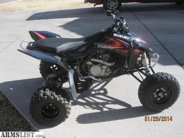 Armslist For Sale Trade Suzuki Ltr450 Quadracer