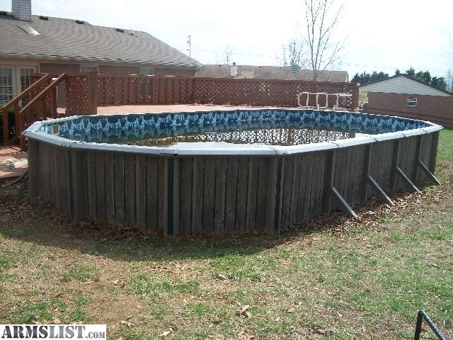 Armslist For Sale 16 39 X32 39 Swimming Pool O B O