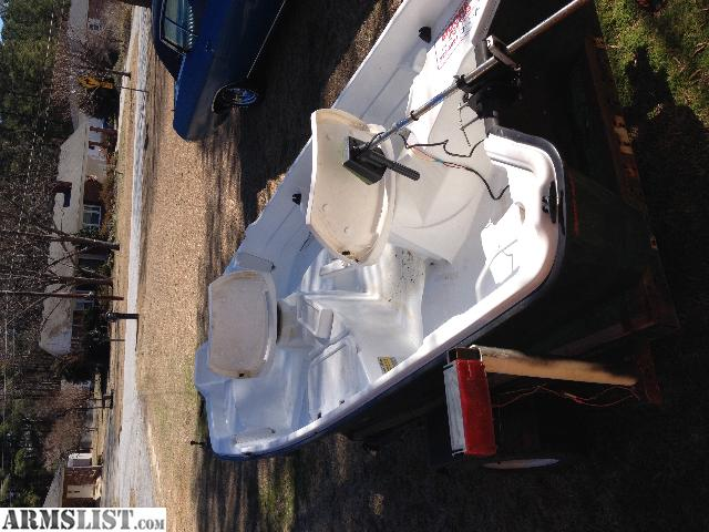 Armslist for sale 10 39 2 bass hound fishing boat for 2 man fishing boat