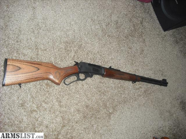 For Sale: Brand New Marlin 336 W 30-30 Lever Action Rifle/ Checkered