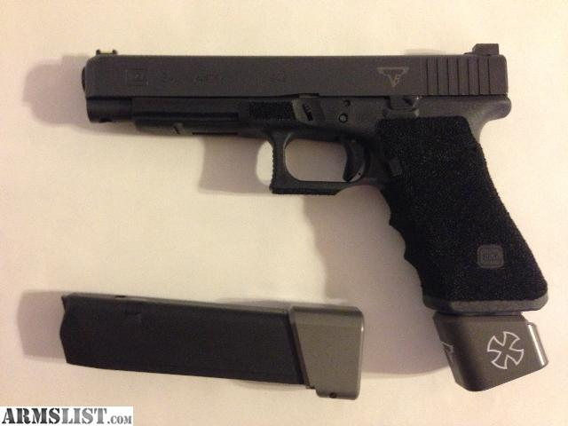 - For Sale  Gen 3 Glock 34 - Taran Tactical Competition Package