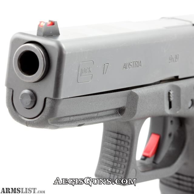 Glock 17 Zev Tech 17 9mm With Zev Tech Fully