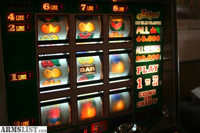 craigslist slot machines for sale las vegas