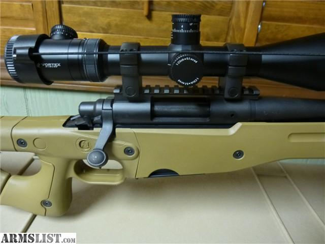 Remington M24 Sniper Rifle