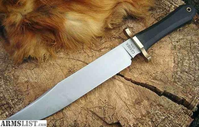 Armslist For Sale Trade Gerber Coffin Handle Bowie 1980
