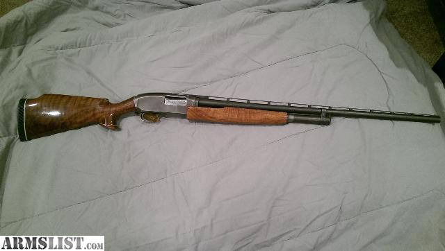 armslist for sale winchester model 12 trap