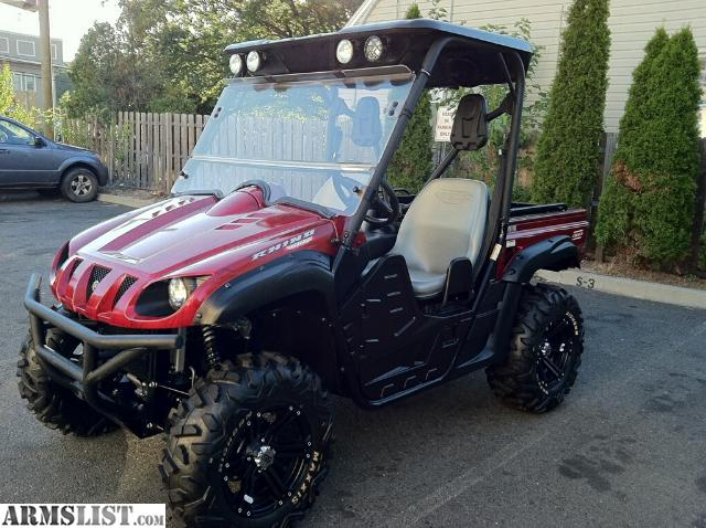 2014 yamaha rhino for sale autos post for Yamaha grizzly 1000cc