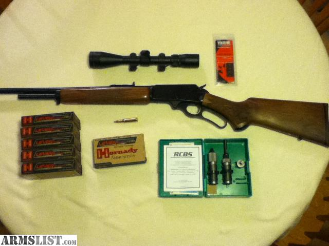 For Sale: MARLIN LEVER ACTION MODEL 336 (CAL 308 MARLIN EXPRESS)