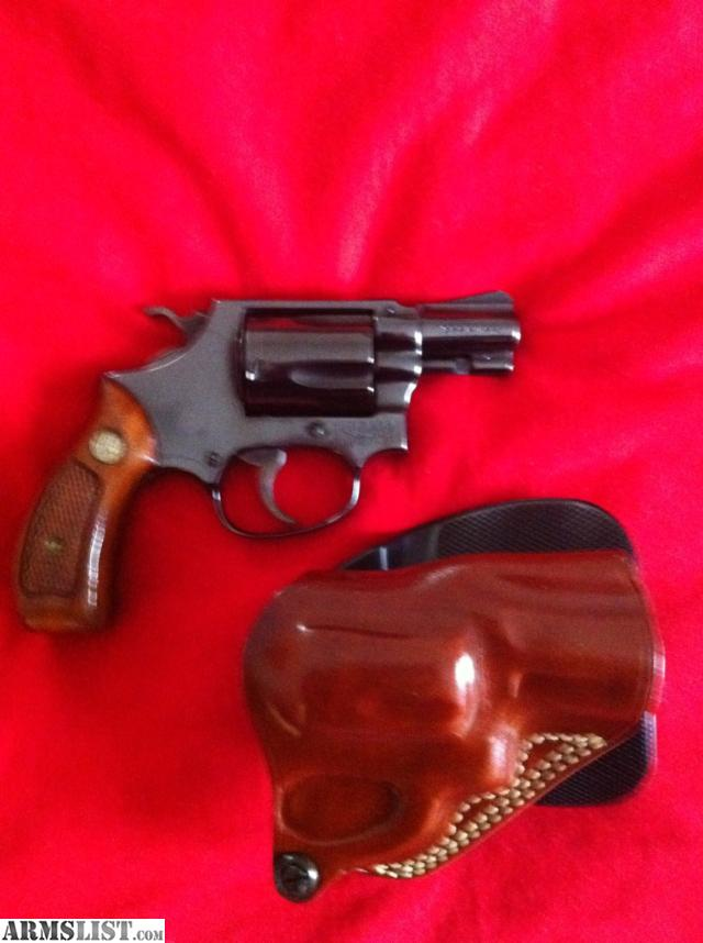 Model 36 Smith Hookup And Wesson