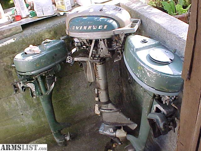 Old Outboard Motors : Armslist for sale trade antique outboard motors