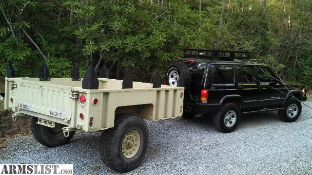 Cool More Mods  Military Trailer  Pinterest