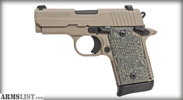 Armslist for trade glock 43 - Armslist For Sale Trade The New Sig Sauer P938 Scorpion