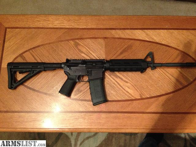 how to clean anderson ar 15