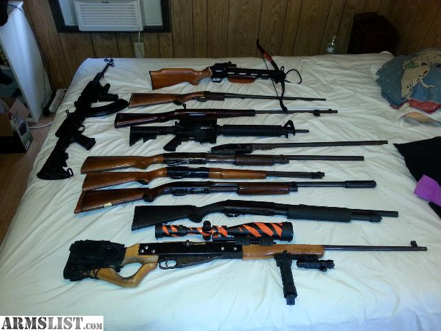Armslist for sale trade large variety of guns for 110 window unit