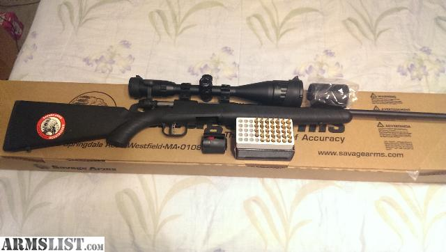 selling my new BMag put 16 rounds through it. i will include the scope