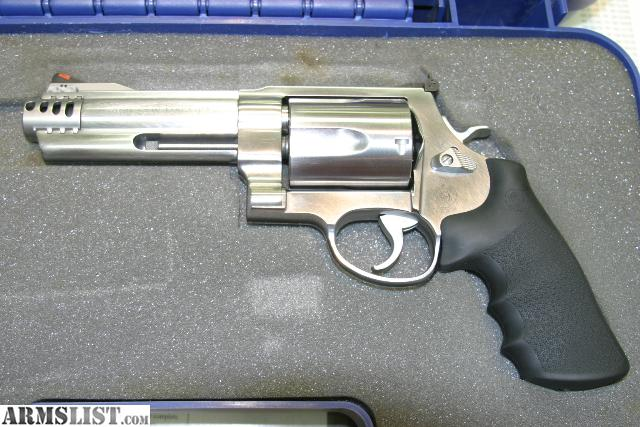 ARMSLIST - For Sale: S&W .460 Smith and Wesson