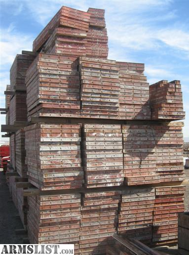 Steel Wall Form : Armslist for sale symons steel ply concrete wall symon