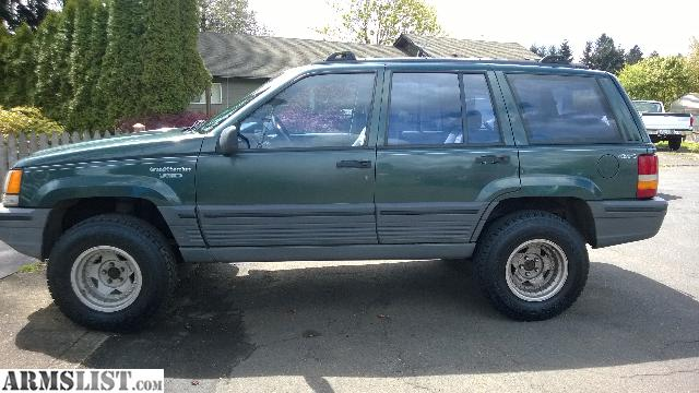 armslist for sale 39 95 jeep grand cherokee inline 6 4l auto. Cars Review. Best American Auto & Cars Review