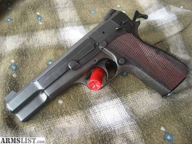 Armslist Browning Hi Power Novak Full House Custom Hi Power