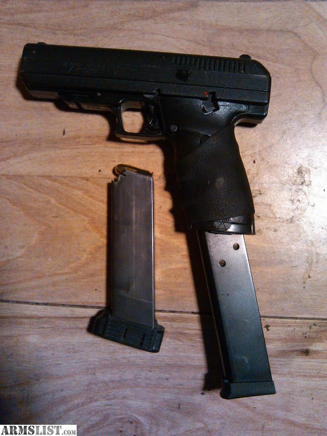 ARMSLIST - For Sale: Hi Point .45 jhp With 15rd extended ...